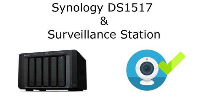 NAS Synology DS1517+ Recensione